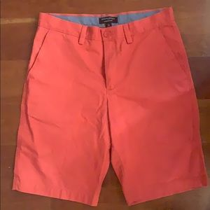 Banana Republic orange shorts in great condition!